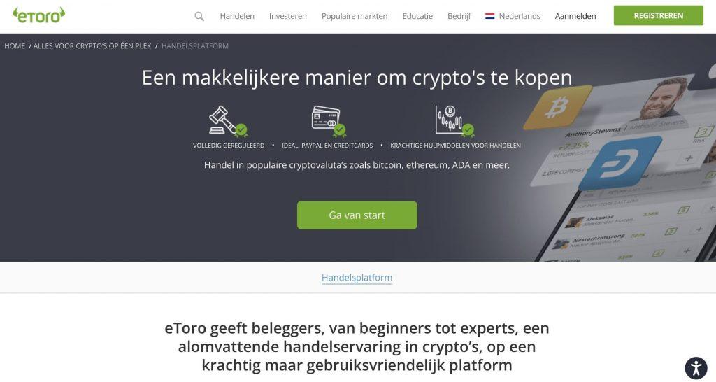 Waar crypto kopen met ideal, cryptomunten kopen, cryptocurrency kopen